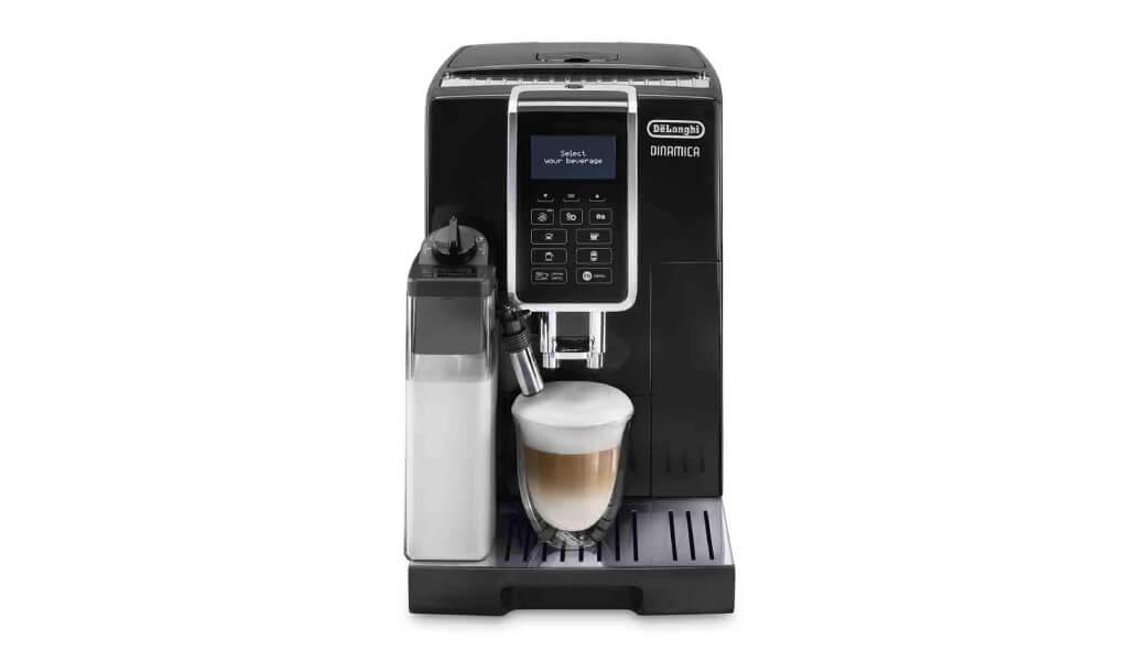Automatický kávovar DeLonghi Dinamica ECAM 350.55.B