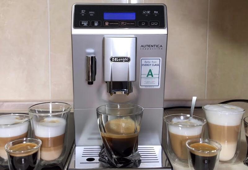 DeLonghi ETAM 29.660 vám připraví kávu, na jakou si vzpomenete