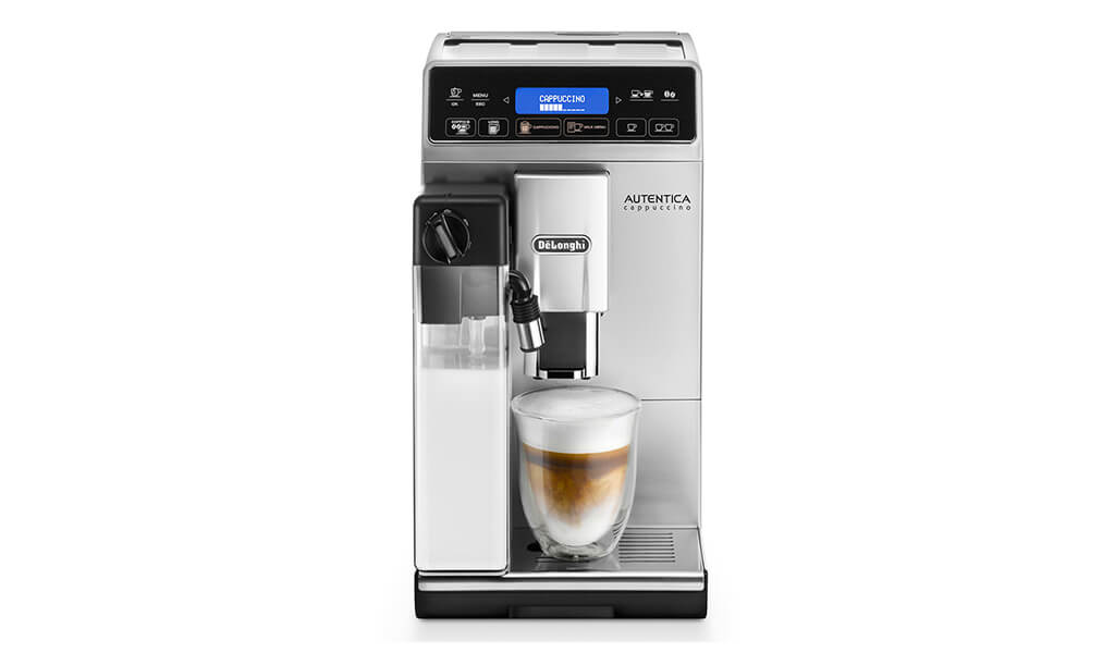 Automatický kávovar DeLonghi Autentica ETAM 29.660.SB