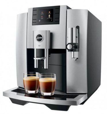 Automatický kávovar Jura E8