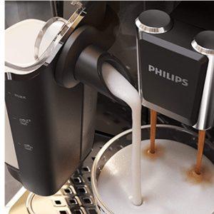 Oblíbené cappuccino vám připraví jedním stisknutím