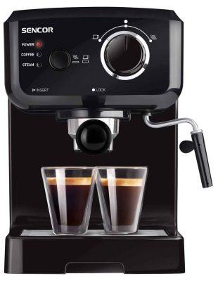 Pákový kávovar Sencor SES 1710BK