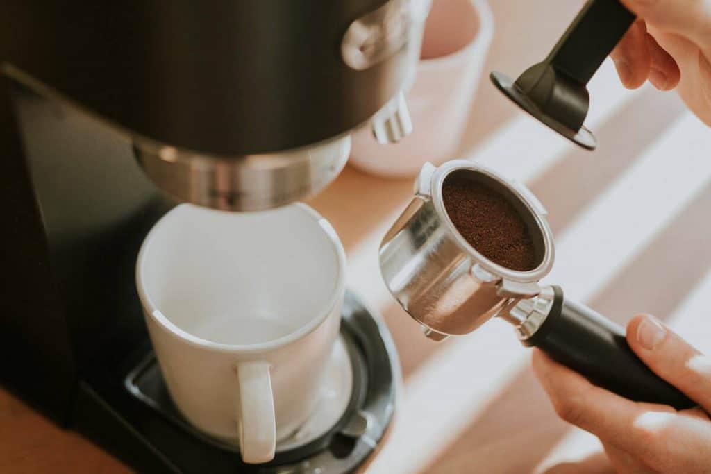 Přípravu kávy budete mít pod kontrolou